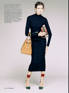 fashion editorial : cache and carry // bette franke by paul wetherell for  british vogue august 2013
