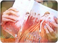 Resenha A Elite da #Seguinte já tá no blog, confira: http://www.delivroemlivro.blogspot.com.br/2013/06/resenha-135-elite-da-trilogia-selecao.html ♥