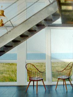 :: galvanized stairs ::