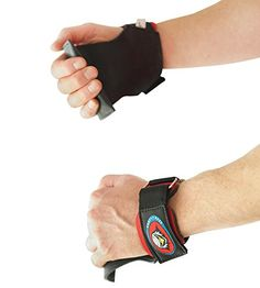 Best Weightlifting Wrist Wraps With Hand Grips - Heavy Duty Rubber Pads Give Advanced Palm Protection For Gym Workouts, Support H.I.I.T CrossFit & PowerLifting. Adjustable Padded Straps Are Better Than Weight Lifting Gloves & Hooks. Fit Men & Women Eagle ProFitness http://www.amazon.com/dp/B00XFU56VA/ref=cm_sw_r_pi_dp_Leh4vb1TKFTKG