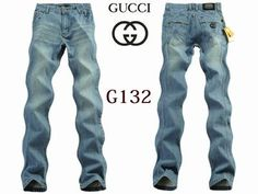 Gucci men jeans