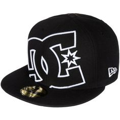 cbac338d6b1 DC Coverage New Era Hat ( 28) ❤ liked on Polyvore featuring accessories