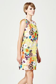 ONE TRICK POSY DRESS - Trelise Cooper-New In : Trelise Cooper Online - FULL BLOOM TRELISE COOPER SPRING 16
