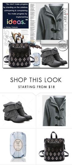 """""""More Fashion by Twinkle Deals 45/I"""" by esma178 ❤ liked on Polyvore featuring Fresh"""