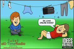 Love Radio, Afrikaans, Family Guy, Jokes, Humor, Comics, Funny, Fictional Characters, Husky Jokes