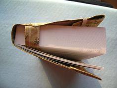 Tuto pour réaliser un couvre-livres (ou protège-livres)
