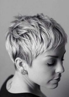 The short cropped hairstyle is one of the commonly used hairstyle preferred by the stylist girls these days.  They are preferred not only for the sexy, stylish look but also easier maintenance and comfort. If you are thinking to try a short chopped hairstyle, just go through this article. You will get here 20 short chopped hairstyles that is popular among the stylist girls. #ShortCroppedHairstyles