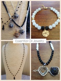 Ooh La Lava Essential Oil Jewellery Add one to two drops of essential oils to your lava stone ⚫️rub in gentle, diffuses average 3 days. Reap the health benefits of essential oils! Essential Oil Jewelry, Essential Oil Diffuser, Essential Oils, Diffuser Jewelry, Diffuser Necklace, Aromatherapy Jewelry, Lava Bracelet, Handcrafted Jewelry, Health Benefits