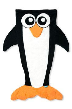 Penguin Blanket for Kids
