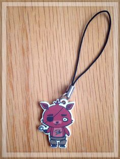 Five Nights at Freddy's Chibi Foxy the Pirate by NerdsIllustrated
