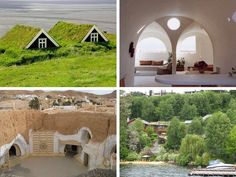 From Hobbiton to Tatooine: Earth Sheltered Homes Make Sense All Over The Universe