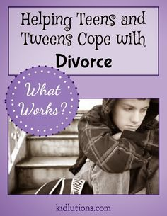 """""""Spin-Doctor Parenting"""": Helping Tweens and Teens Through Separation and Divorce Coping With Divorce, Separation And Divorce, Divorce And Kids, Separation Quotes, Counseling Teens, Divorce Counseling, Parenting Teenagers, Parenting Teens, Parenting Classes"""