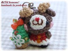 mini amigurumi pagina japonesa