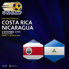La previa del primer encuentro de la UNCAF lo podrá disfrutar en su PC acá:  ►http://goo.gl/m43vMA  O desde su celular: ► http://www.teletica.com/m/en-vivo/