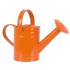 Twigz Childrens Gardening Tools 0805 Watering Can (Orange)