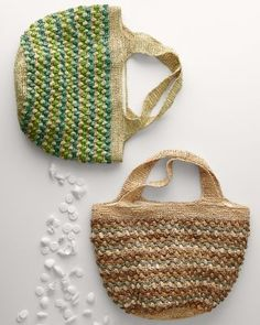 Our Flora Bella Miraflores Crocheted Raffia Tote will take you from beach to market.