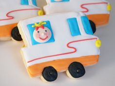 Winnebago / Camper Sugar Cookies