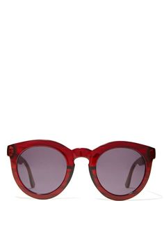 CRAP Eyewear TV Eye - Cherry Cola