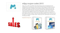 Those mSpy coupon codes which have different values are very helpful in saving your payment for each mSpy's product. Wow! To get the best deal possible on your order, be sure to look for a variety of mSpy discount codes first from Tickcoupon.com and start stocking up today!