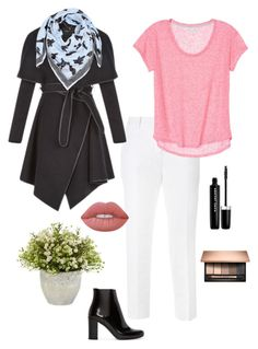 """April 2016"" by university-apples-books on Polyvore featuring мода, Yves Saint Laurent, Dolce&Gabbana, BCBGeneration, Lime Crime, Marc Jacobs и Kenzo"
