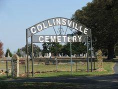 Collinsville Texas Cemetery