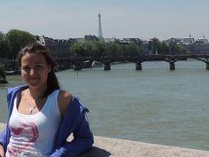 #LaFelicidadEsViajar París!