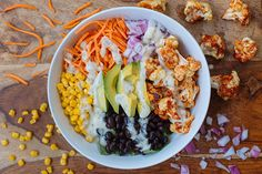 Barbecued Cauliflower Salad Recipe | BeachbodyBlog.com