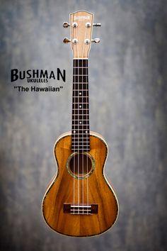 Bushman Hawaiian Ukulele