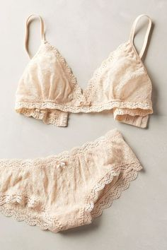 Eberjey Delirious French Brief - anthropologie.com