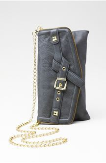 Twisted Sister Clutch by Oliva + Joy