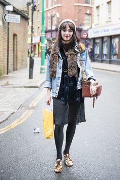 CLR Street #fashion - Rachel in London (1 of 3) #streetstyle