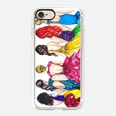 iPhone 7 Funda Princesses