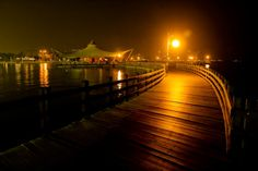 Djakarta malam hari