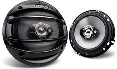 Kenwood KFC-1664S 6-1/2-Inch 3-Way Sport Series Coaxial Car Speakers by Kenwood. $27.55. Kenwood KFC-1664S 6-1/2 inch. 3-Way Sport Series Coaxial Car Speakers