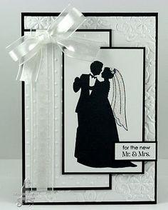 Cat's Ink.Corporated: Pals Paper Arts #120 - Mr. & Mrs.