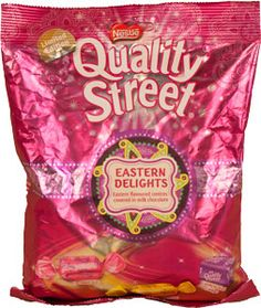 Home Tester Club : Quality Street: Limited Edition Eastern Delights