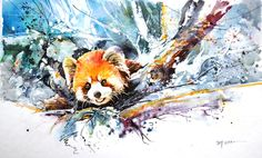 Animal Illustrations by Jay Alam | Cuded