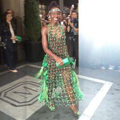 Met Gala 2014: Lupita Nyong'o Dress
