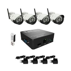 8ch CCTV System Network D1 P2P Cloud DVR Recorder 2.0MP wireless camera  1080p ip camera Security Video System  free shipping