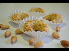 Tcharek (gâteau algérien aux amandes) / تشاراك العريان/mayaencuisine - YouTube