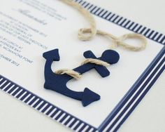 Image result for boat themed invitations