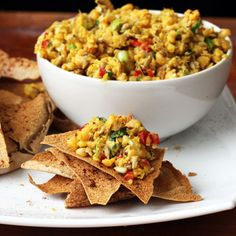 Chickpea Salad HealthyAperture.com