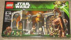 Lego Star Wars Set 75005 Rancor Pit Sealed New Malakili #LEGO