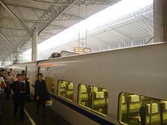 Nanjing Train Station, 2008