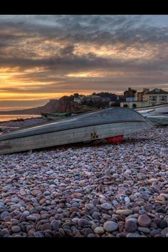 Budleigh Salterton. Where my parents live