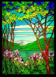 Color Your Own Stained Glass Window Saturday, January 27th 1:30 pm- 3:00 pm