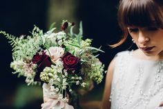 A Beautiful and Whimsical Woodland Elopement