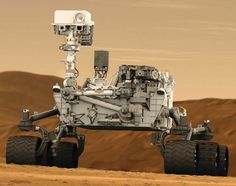 Curiosity en Marte aztronomia.com @aztronomia