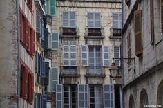 Le Pays basque et ses couleurs