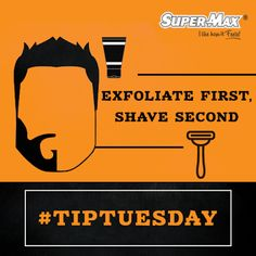 Say bye-bye to pesky ingrown hair with this awesome shave tip. #tiptuesday   #SuperMax   #ILikeHowItFeels